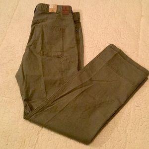 NWOT PRANA ORGANIC COTTON pants
